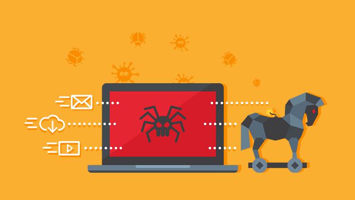 virus instalar programas