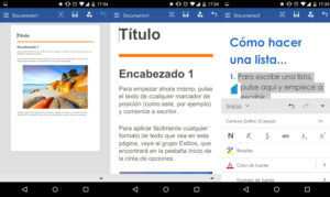 descargar Word Android