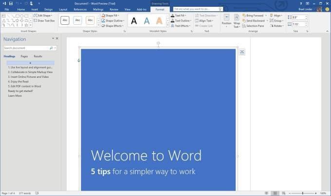 ventajas de utilizar microsoft word