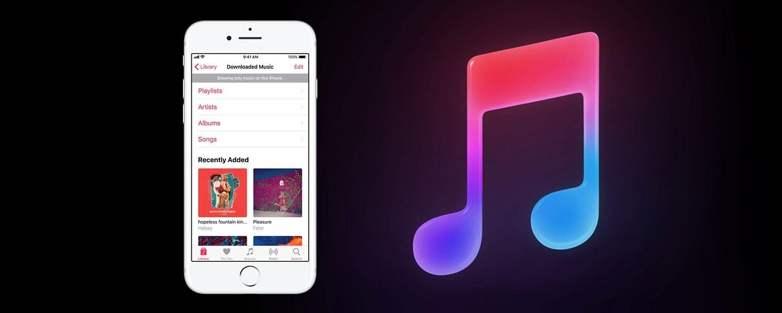 como descargar musica en iphone