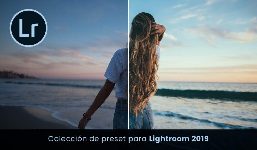 edición imagen lightroom