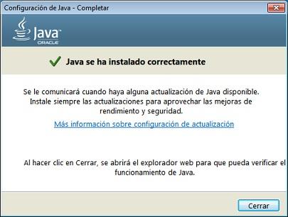 Instalar Java Windows