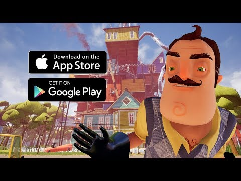 descargar hello neighbor para android e ios gratis